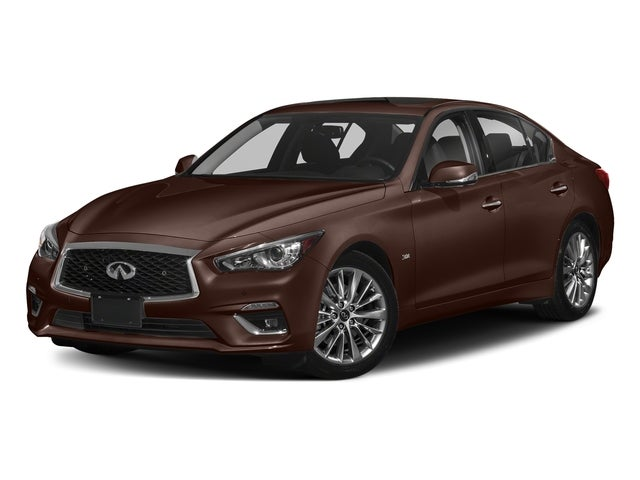 Exceptional 2018 INFINITI Q50 3.0t LUXE